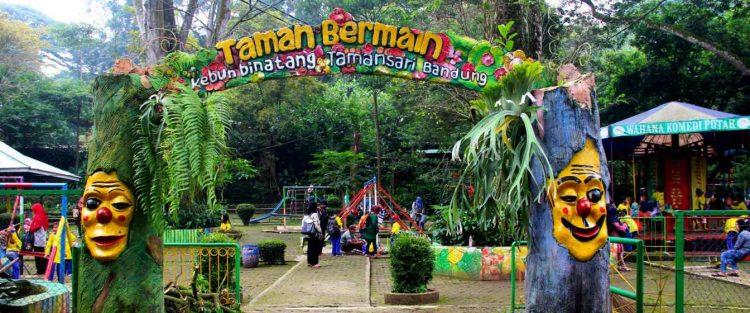 9 Tempat Wisata Anak Populer di Bandung