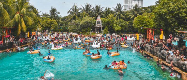 8 Wahana Atlantis Water Adventures Ancol yang Wajib Dicoba!