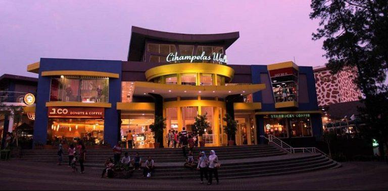 8 Mall Terbesar dan Terbaik di Bandung
