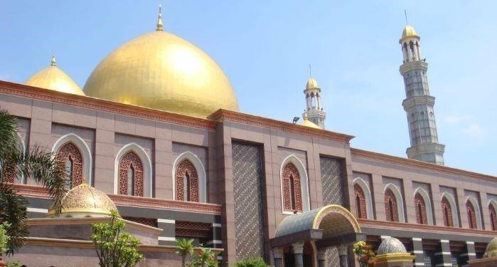 8 Masjid Termegah & Terbesar di Indonesia