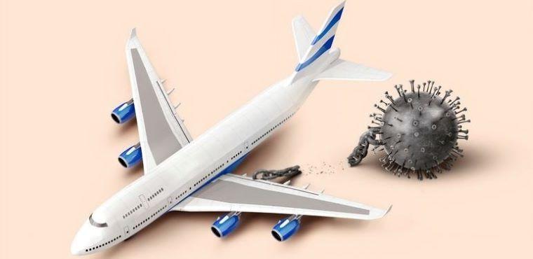 6 Tips Aman Naik Pesawat Terbang saat Pandemi COVID-19