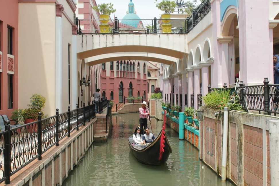 Little Venice - tempat wisata di bogor