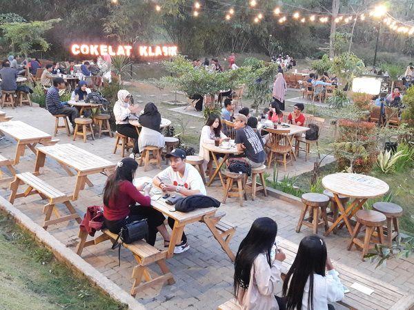 Cokelat Klasik Cafe & Garden
