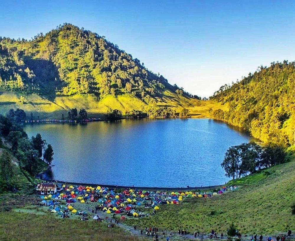 Danau Kumbolo