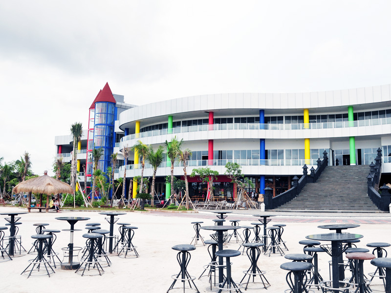 Mall Ancol Beach City