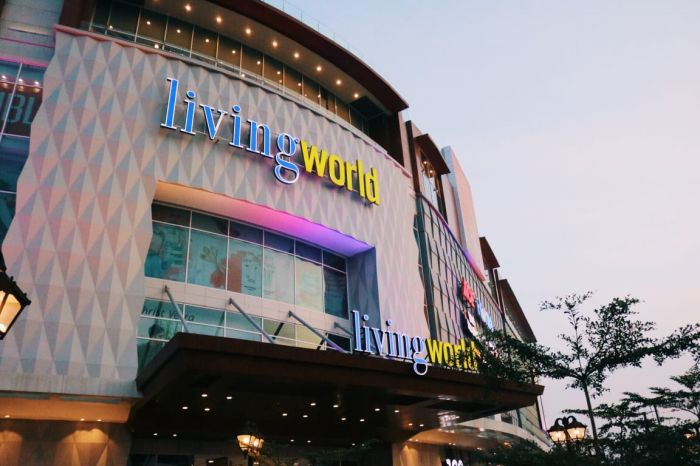 Mall Living World