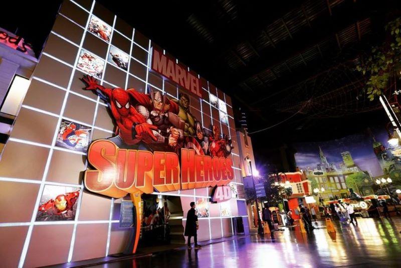 Marvel Superhero 4G