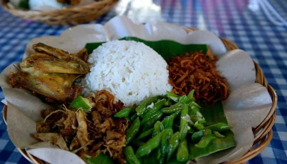 Nasi Balap Payung