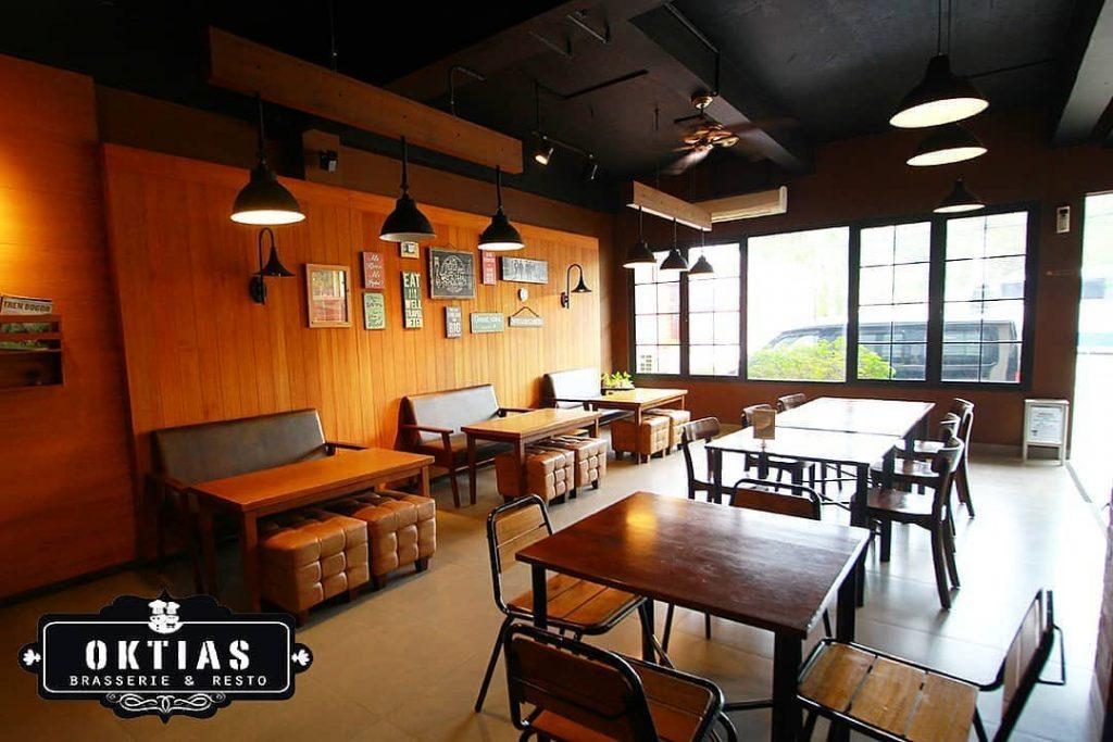 Oktias Brasserie & Resto