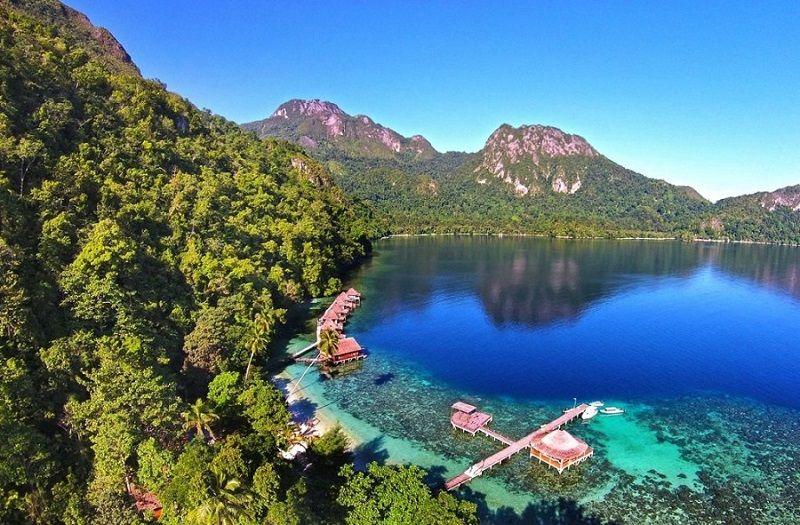 Pantai Ora, Pulau Seram