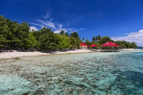 Pantai Pulau Guraici