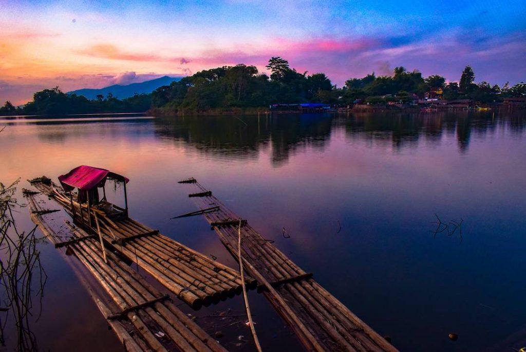 Situ Gede - tempat wisata bogor