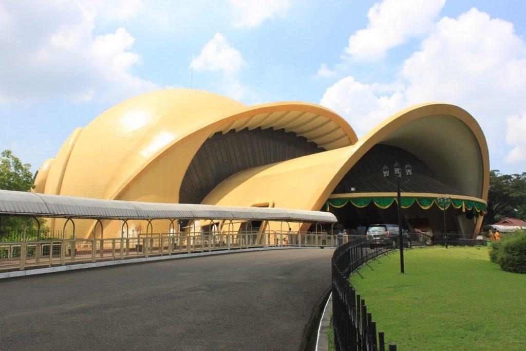 Theater IMAX Keong Mas