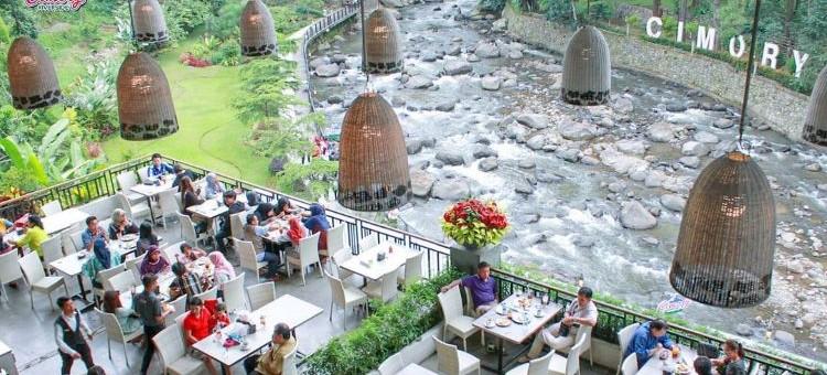 7 Tempat Nongkrong di Puncak Bogor yang Instagramable